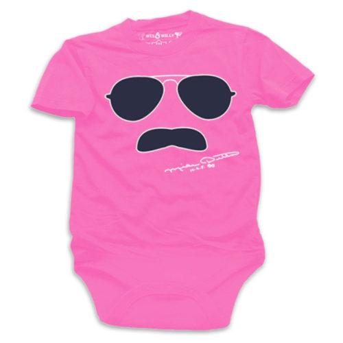 Girls-Aviator-SS-onesie-Pink